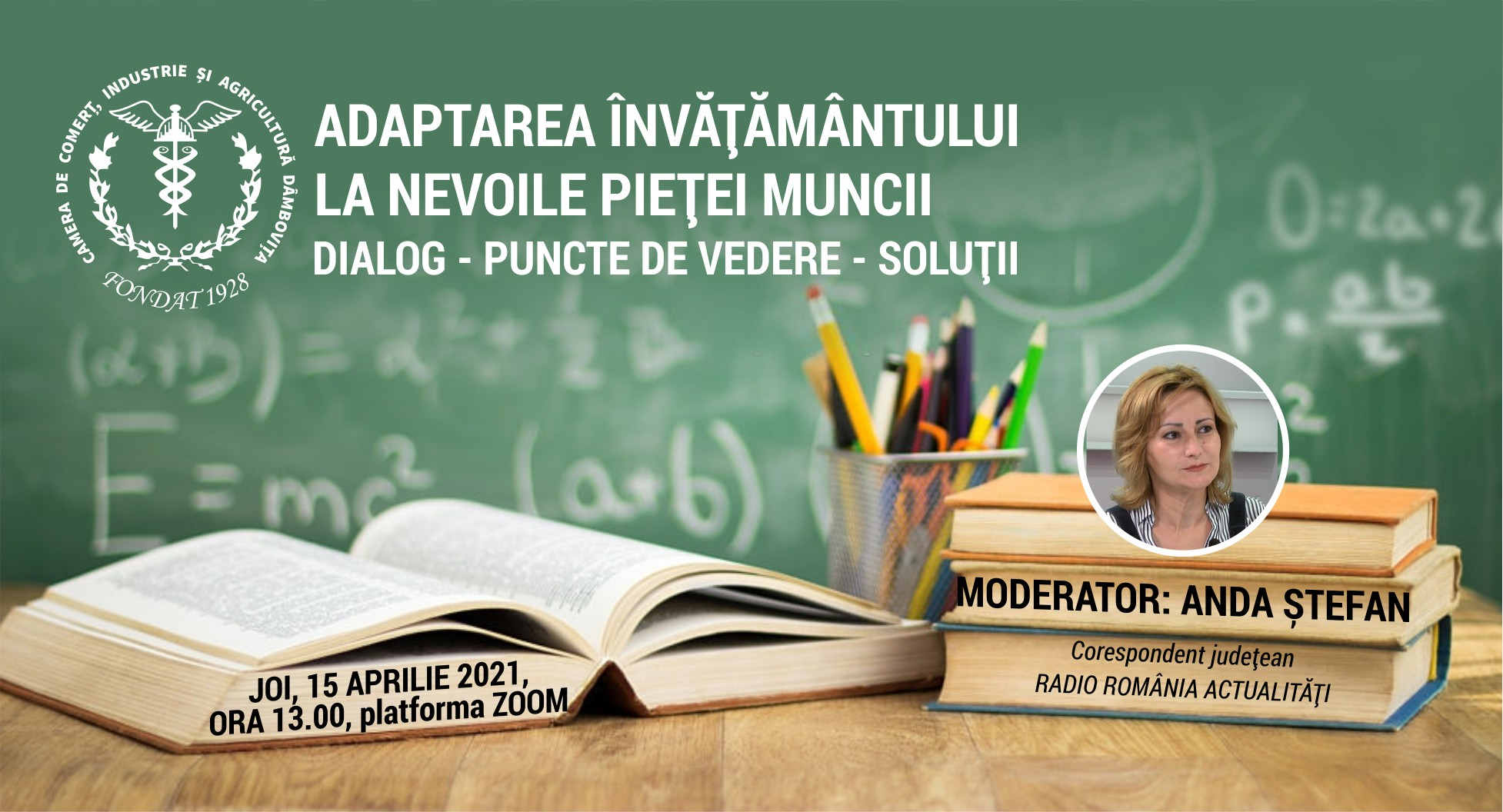 You are currently viewing Dezbaterea – Adaptarea învățământului la nevoile pieței muncii