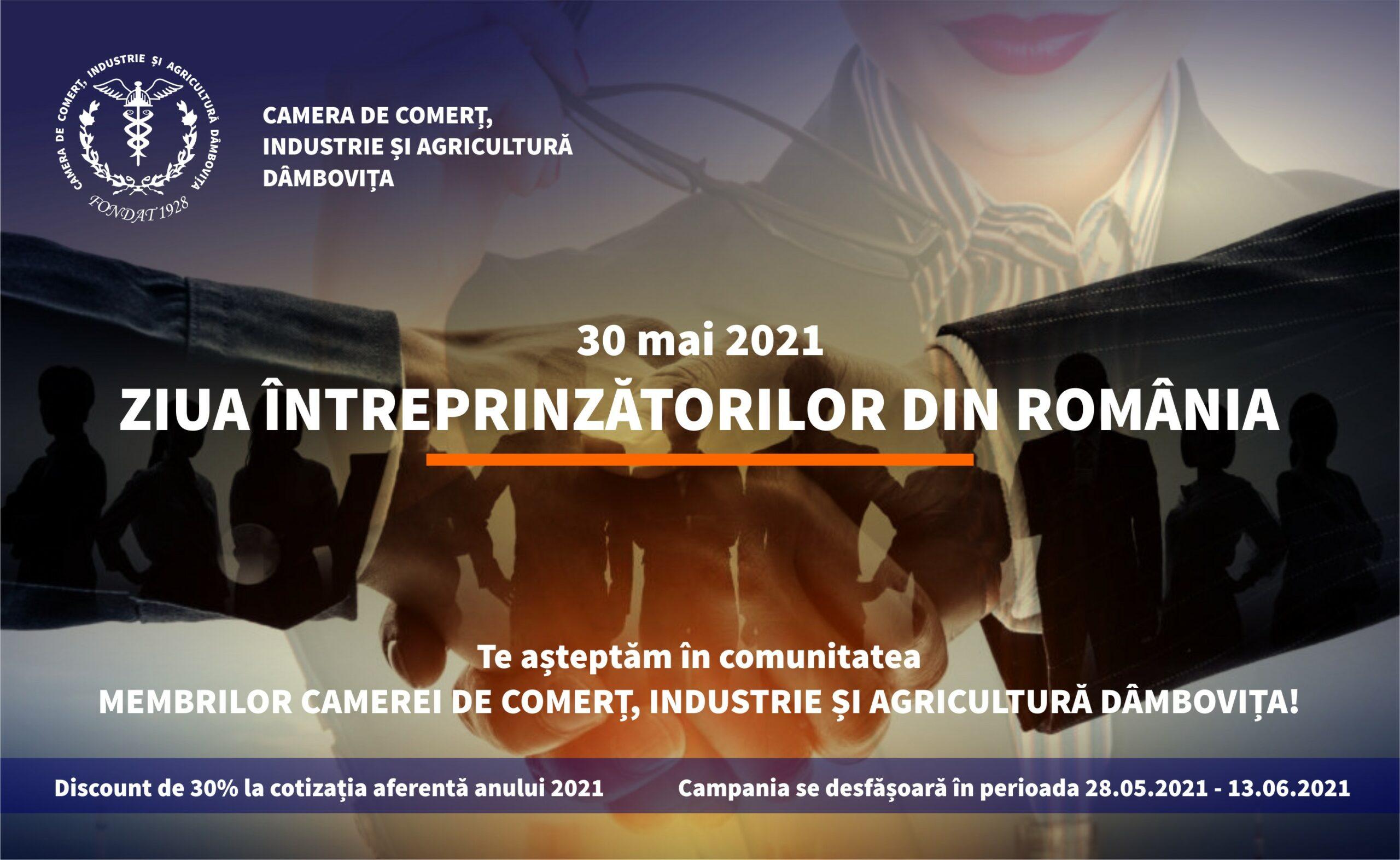 ZIUA ÎNTREPRINZĂTORILOR DIN ROMÂNIA