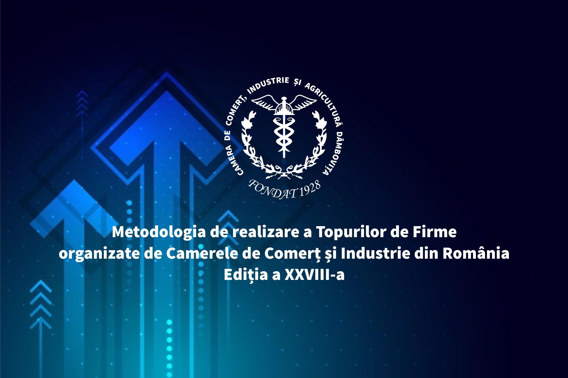 You are currently viewing Topul firmelor din județul Dâmbovița 2021: Metodologia de realizare