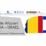 Forumul de afaceri România-Israel, 9 iunie 2021