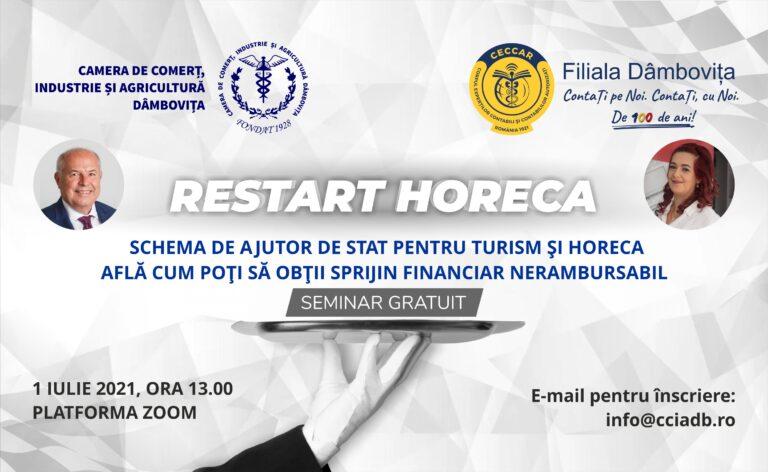 Read more about the article SEMINAR GRATUIT: Restart HoReCA