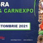 Întreaga industrie alimentară se reunește la Indagra Food & Carnexpo 2021