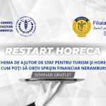 SEMINAR GRATUIT: Restart HoReCA