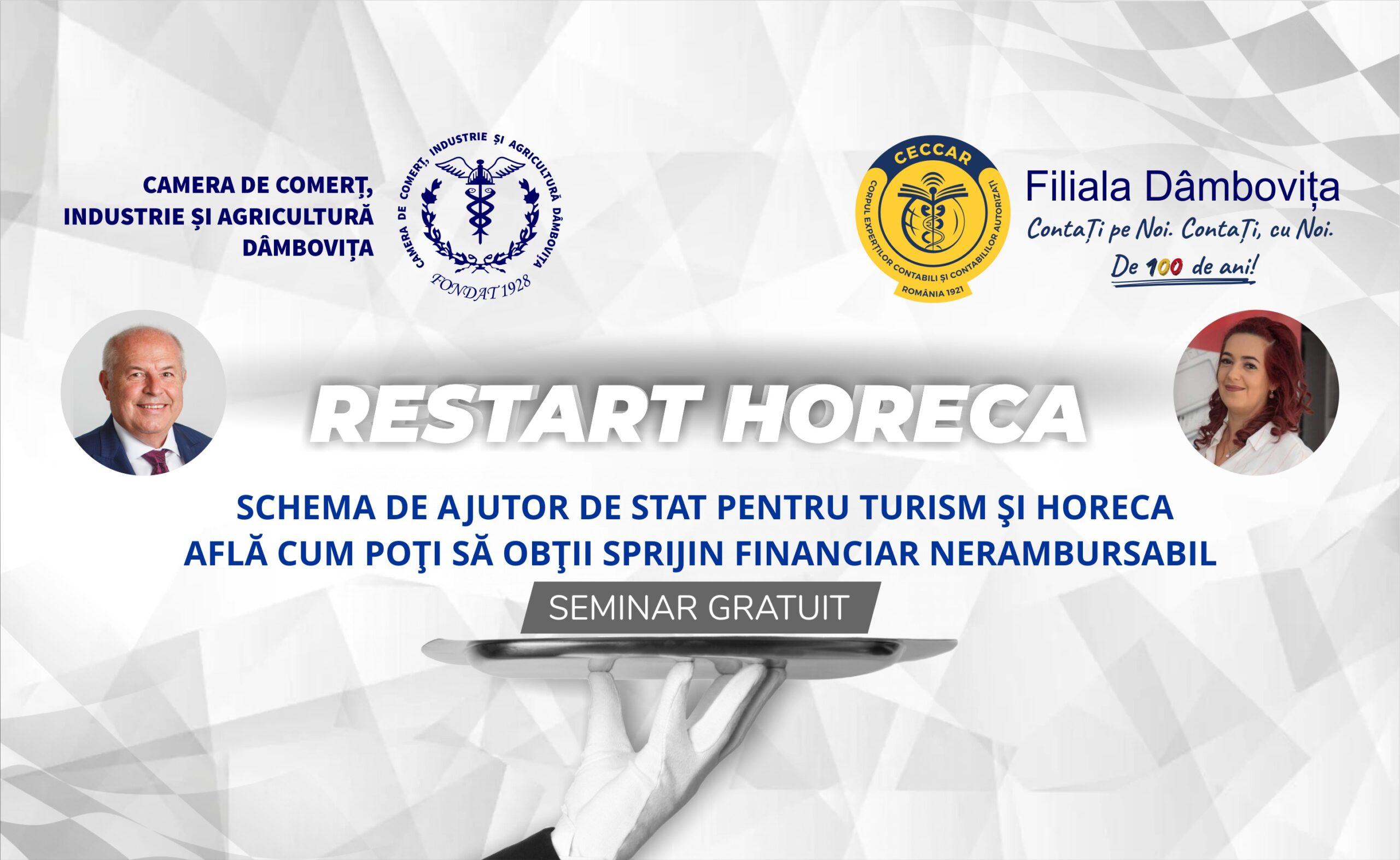 You are currently viewing SEMINAR GRATUIT: Restart HoReCA
