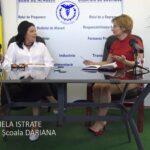Podcast #1 INTERVIU GABRIELA ISTRATE – ANDA STEFAN